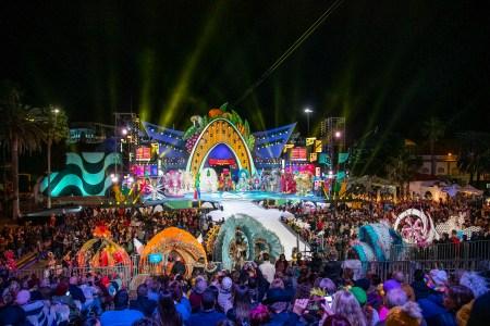Gala Reina Carnaval LPGC 2019 - @lpacarnaval