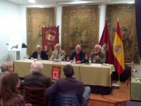 presentación libro Cortes Leonesas