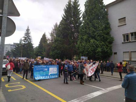 manifestacion leonesista y reindustrización de villablino 16 febrero
