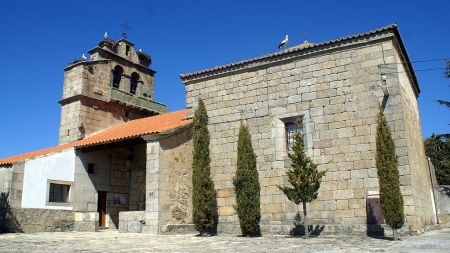 Iglesia de Sardón de los Frailes