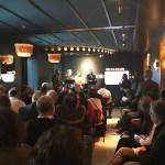 Presentacion del hotel Maravilla Palaca en restaurante El Comercial de Madrid
