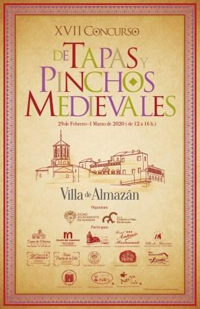 Tiempo de pinchos medievales en Almazán
