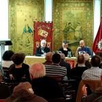 """Presentación en la Casa de León del libro """"El monte o la muerte"""""""