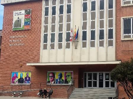 Biblioteca Municipal 'Valentín García Yebra' de Ponferrada