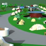 camping municipal de santa maría del páramo
