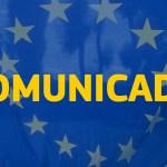 comunicado COMISION EUROPEA