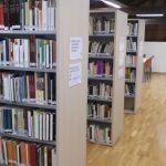 biblioteca padre isla