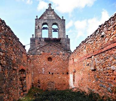 Iglesia de Santa Eugenia de Quintana de la Peña