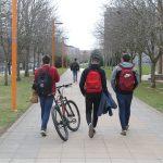 Alumnos de la ULE becas
