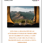 guía actividades tiempo libre instituto juventud cyl covid 19