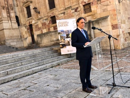 Salamanca Plazas y Patios