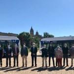 Ayuntamiento de Salamanca incorpora seis nuevos autobuses