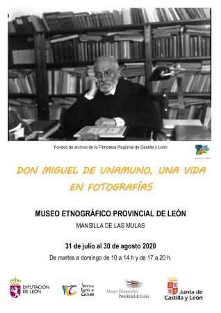 Don Miguel de Unamuno. Una vida en fotografías