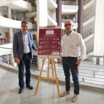 La Junta señaliza las zonas de baño de las playas fluviales de León