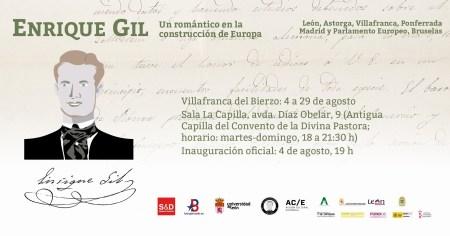 Enrique Gil: un romántico en la construcción de Europa