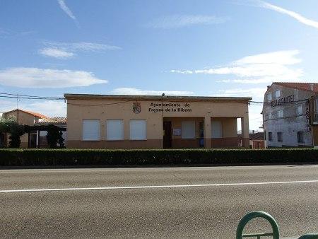 Ayuntamiento de Fresno de la Ribera