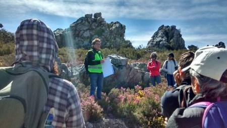 Comienzan las rutas y acciones divulgativas del patrimonio geológico de la provincia promovidos por la Diputación de zamora