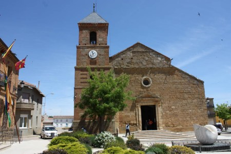 Iglesia parroquial de Gordoncillo