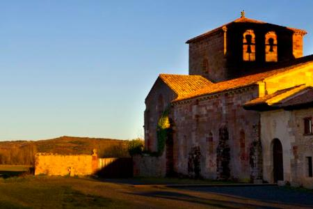 visita el románico del Pisuerga con el equipo del Rom