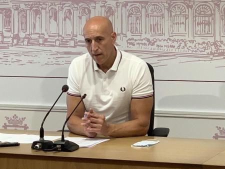 alcalde de León, José Antonio Diez