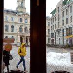 Plaza Ratslaukums o del Ayuntamiento de Riga