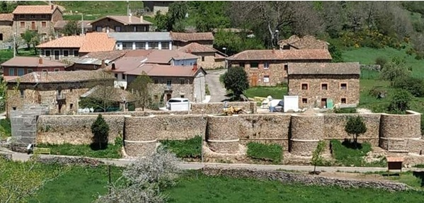 La fortaleza palacio de los marqueses de Prado