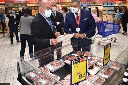 La iniciativa da a conocer las bondades de los productos agroalimentarios de Castilla y León, muchos de ellos distinguidos por el sello de calidad Tierra de Sabor.