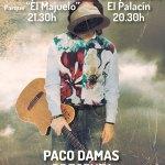 nuevo disco Paco Damas canta a Las Sinsombrero