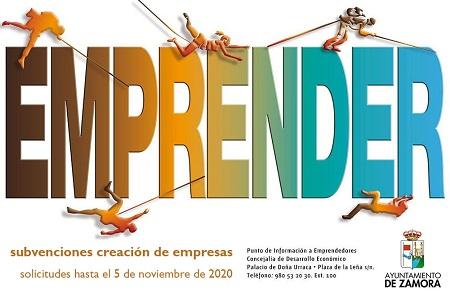 El Ayuntamiento de Zamora y la creación de empresas