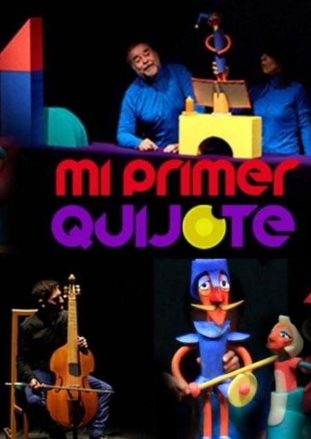'Mi primer Quijote'