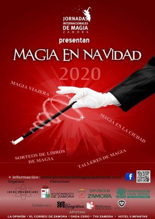 La Magia vuelve a Zamora en Navidad