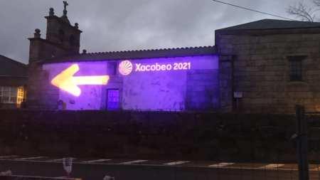 Galicia dotará de iluminación artística los monumentos singulares del Camino de Santiago