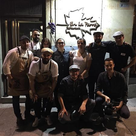 Restaurante En la Parra