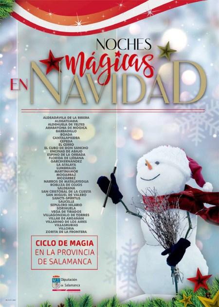 Ciclo de Noches Mágicas en Navidad