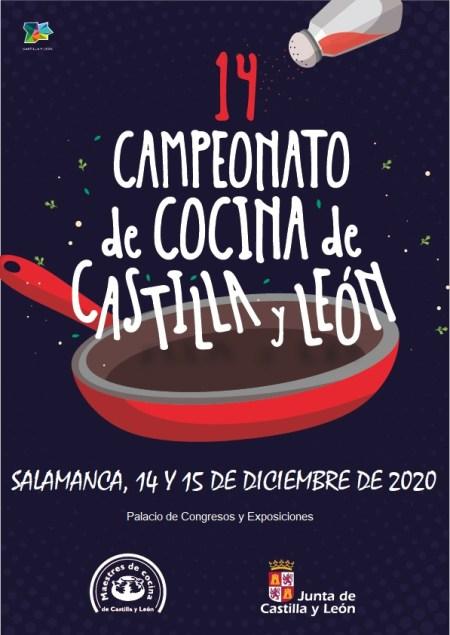 XIV CAMPEONATO DE COCINA DE CASTILLA Y LEÓN
