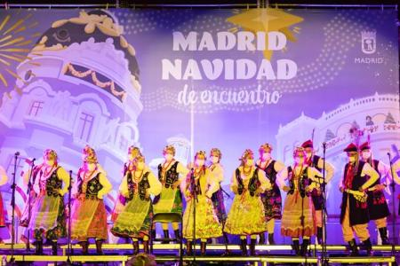 Madrid, Navidad de encuentro