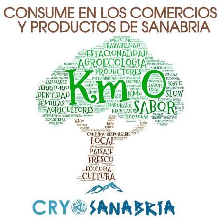 Campaña de CRYOSANABRIA a favor del pequeño comercio en el mundo rural