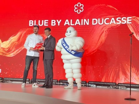 Blue de Alain Ducasse