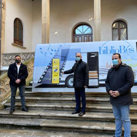 La Diputación de Salamanca llevará dos cajeros a 129 municipios de la provincia