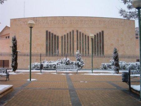 conservatorio superior de música de castilla y león