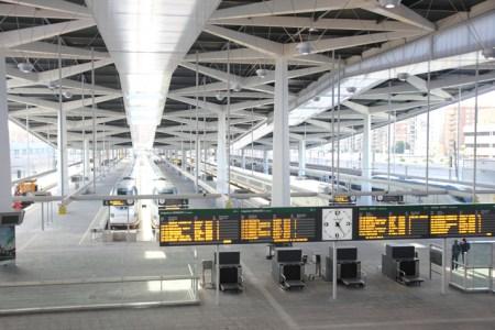estación de València Joaquín Sorolla