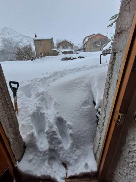 nevada provincia de león
