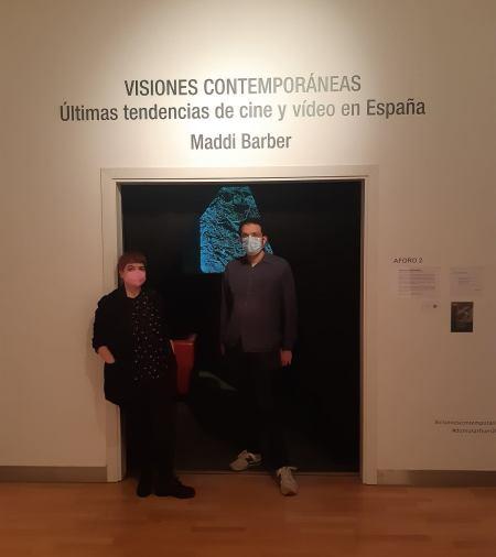 La artista Maddi Barber inaugura una nueva edición del ciclo Visiones Contemporáneas en el DA2.