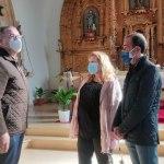 La Diputación de Zamora y el Obispado arreglarán la iglesia de La Bóveda de Toro