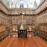 La sillería coral de la Catedral de Zamora