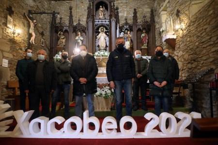La Xunta de Galicia invertirá 1,5 M€ en la mejora paisajística y el embellecimiento del Camino de Santiago