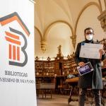 El Servicio de Bibliotecas de la Universidad de Salamanca estrena logotipo