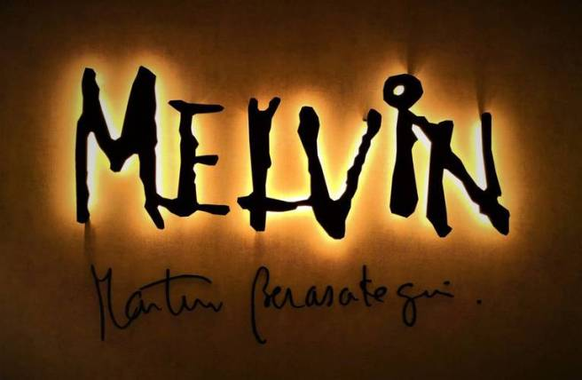 Melvin by Martín Berasategui