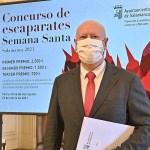 concurso municipal de escaparates decorados con la temática de la Semana Santa 2021