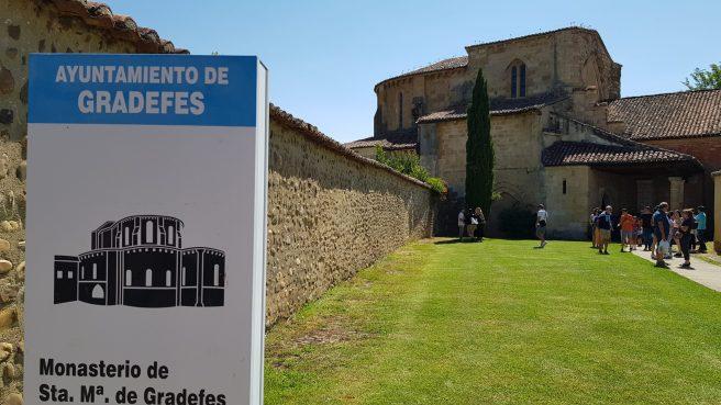 Museo del Monasterio de Santa María la Real de Gradefes